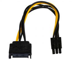 SATA Adapter / PCI-Express 6 broches AK-CA-30