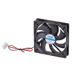 LED noir 120mm MOLEX AW-12A-BG Ventilateur