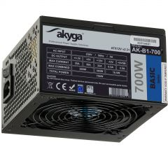 Alimentation ATX AK-B1-700 700W BLACK EDITION