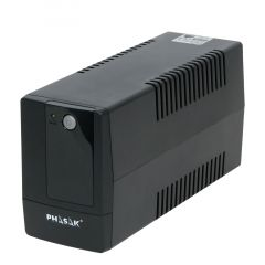 Alimentation sans coupure UPS Phasak AK-UP1-800 800VA 480W