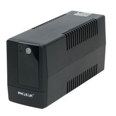 Alimentation sans coupure UPS Phasak AK-UP1-400 400VA 240W